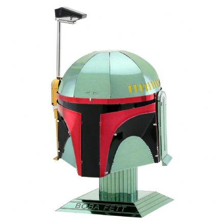 Star Wars Metal Earth Boba Fett Helmet Model Kit